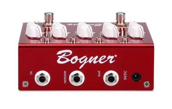 Bogner ECSTASY RED: 2