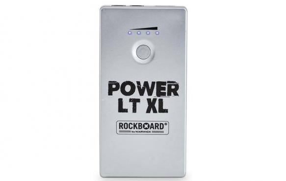 Rockboard Power LT XL (Silver): 1