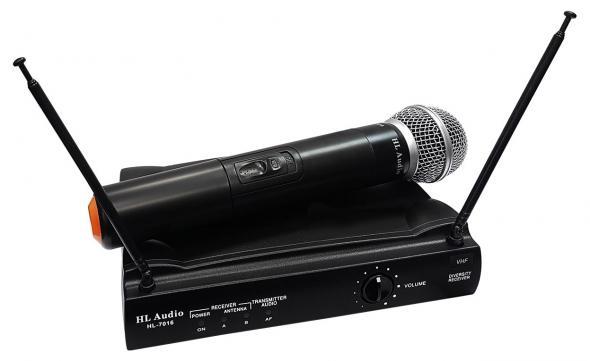 HL Audio HL-7016: 1