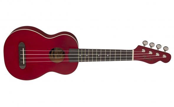 Fender Ukulele Venice Soprano Cherry: 1