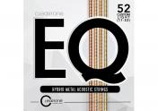 Cleartone 7811 EQ HYBRID METAL ACOUSTIC CUSTOM LIGHT 11-52