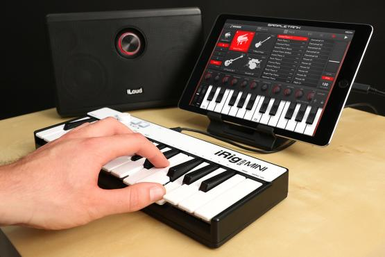 IK Multimedia iRig Keys Mini: 3