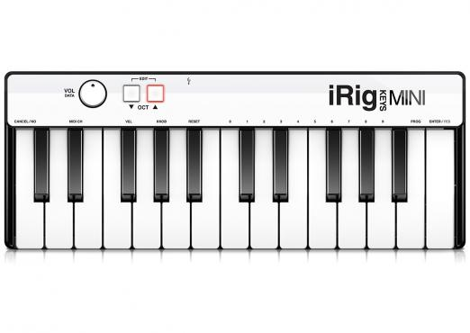 IK Multimedia iRig Keys Mini: 1