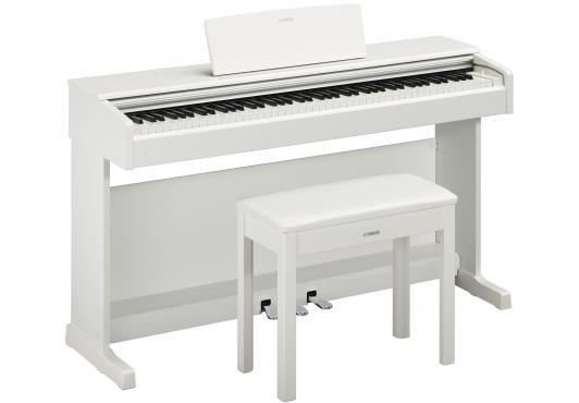Yamaha ARIUS YDP-144 White (+блок питания): 1