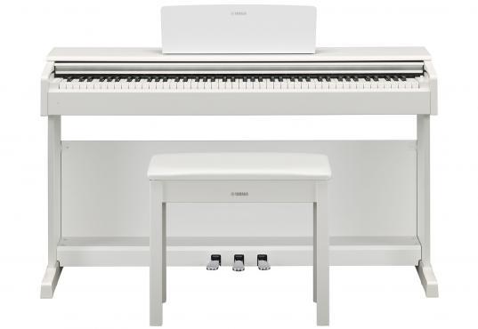 Yamaha ARIUS YDP-144 White (+блок питания): 2